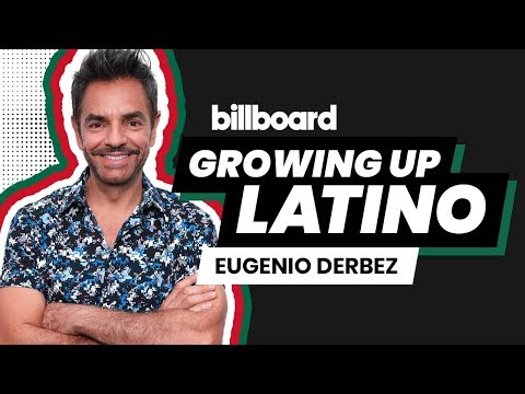 Eugenio Derbez Recalls Riding In His Dad's Cadillac & Best Home Cooked Meals | Growing Up Latino