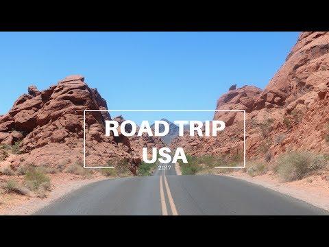 Road Trip USA 2017