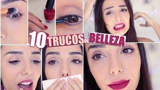 10 Trucos de Belleza que toda Chica debería Saber | A Little Too Often