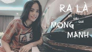 Ra Là Em Đâu Quá Mong Manh - Hương Tràm | Hương Ly Cover