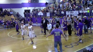 TSSN Exclusive: Grundy-Sequatchie Erupts into Bench-Clearing Brawl