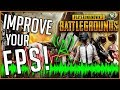 PUBG XBOX ONE How to improve your FPS QUICK FIX