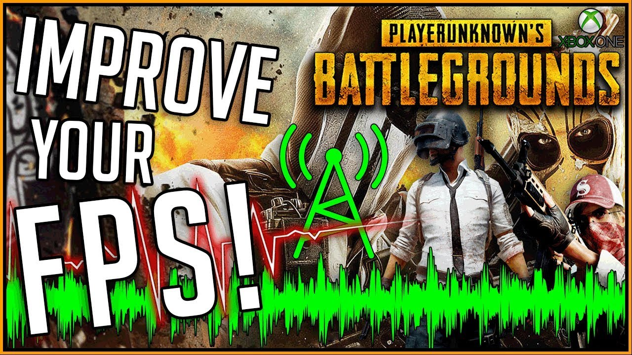 How To Improve In Pubg: PUBG XBOX ONE How To Improve Your FPS QUICK FIX