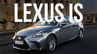 Lexus IS | Тест драйв | Самый драйвовый премиум от АВТО 24