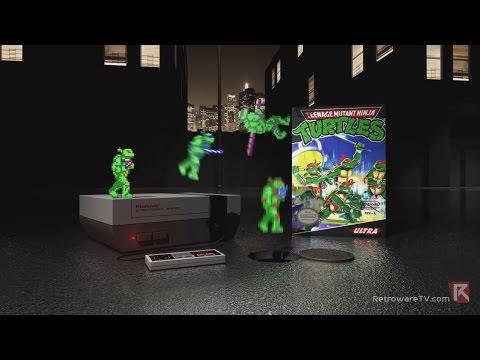 Teenage Mutant Ninja Turtles (NES, 1989) - Video Game Years History