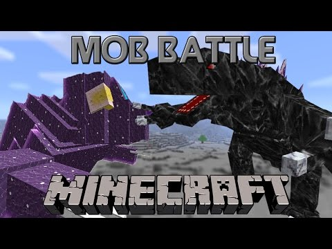 [RO] Minecraft Mob Battle - EP 10 - URSA MAJOR vs MOBZILLA  [HD]