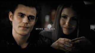 Stefan + Elena • Bring me Back