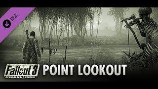 Fallout 3 Point Lookout Схватка интеллектов Вариант 1
