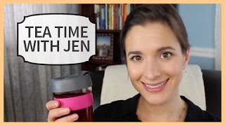 Tea Time with Jen | Spring 2015