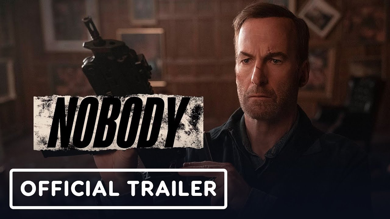 Nobody: Exclusive Official Red Band Trailer (2021) - Bob Odenkirk,  Christopher Lloyd - YouTube