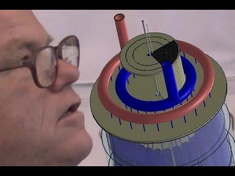 Charles Holden - Thorenco's Process Heat Reactor / Liquify Through Thorium @ TEAC4