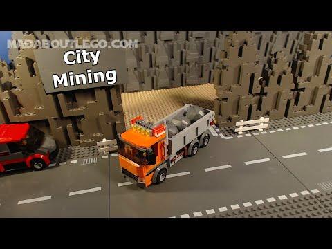 LEGO Mining Film