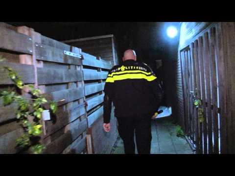 Donkere Dagen Offensief: Meerijden met de politie