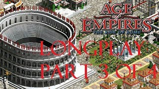PC Longplay [1017] Age of Empires: The Rise of Rome (Part 3 of 4) Pax Romana Campaign