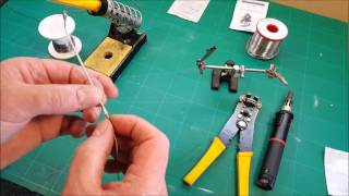 MRB How to solder and wire LEDs