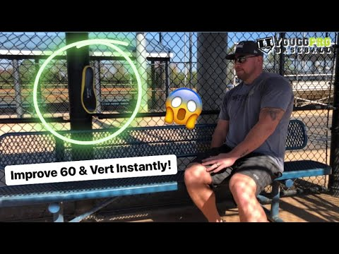 How To Increase Your Vertical Jump & 60 Yard Dash INSTANTLY!
