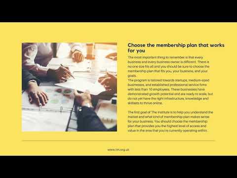 3 Tips For Saving Money On Your IoD Membership