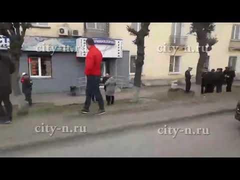 На Белых домах в Новокузнецке застрелили парня