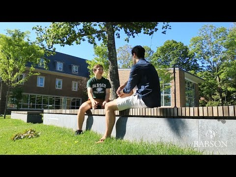 Residence Life at Babson College