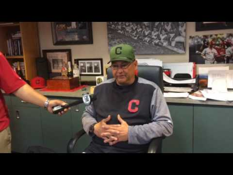 Cleveland Indians move Danny Salazar to the bullpen