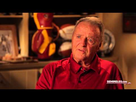 Bobby Bowden Returns to Doak This Fall