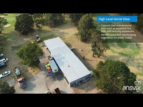 Ansvar Drone Assessment Risk Survey - incl Voice Over