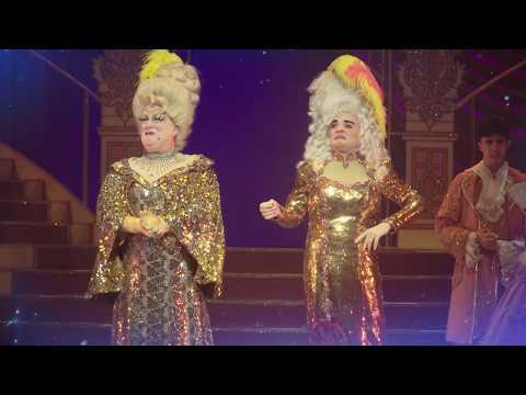 Cinderella Comedy Trailer