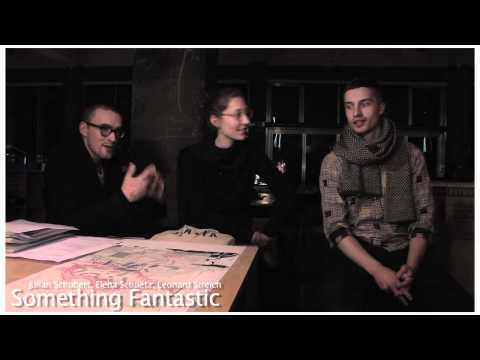 Interview with Something Fantastic at Snøhetta