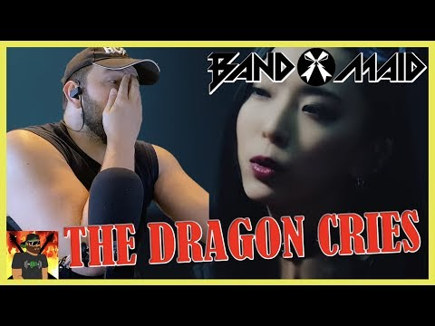 Legendary Ladies!! Band-Maid – The Dragon Cries REACTION mp3 letöltés