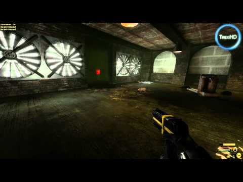 E.Y.E Divine Cybermancy HD gameplay
