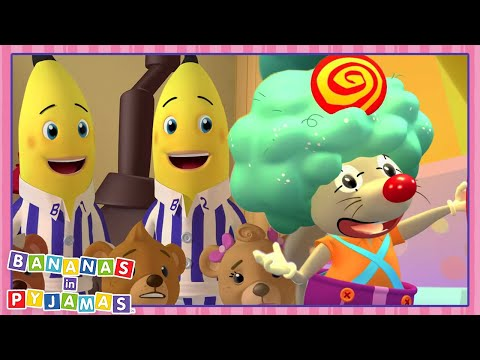 Smelly Bananas Bananas in Pyjamas Official YouTube from YouTube · Duration:  4 minutes 55 seconds