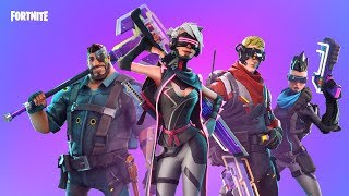 Fly Around / Event: In the Storm Fortnite: Saving the #63 World