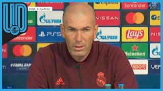 """""""Es ambición. Él quiere jugar, como todos los jugadores, y eso es positivo. Los jugadores siempre quieren jugar y eso no depende de ellos lo que ellos tienen que hacer es trabajar para estar listos. Luego yo tengo que tomar la decisión de sacar un once y tener posibilidad de cambiar y eso no va a cambiar"""", declaró el técnico del real Madrid, Zidane.   #Zidane #Isco #RealMadrid"""