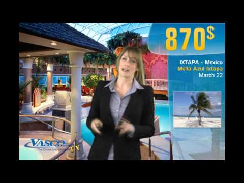 Vasco Travel Weekly Specials (March 8th 2010)