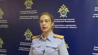 Комментарии СУ СК России по Нижегородской области