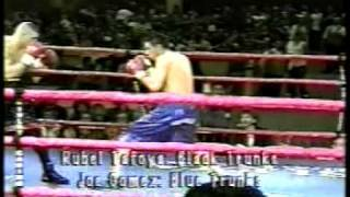 JOE GOMEZ vs RUBEL TAFOYA Pro Welterweight Boxing Match