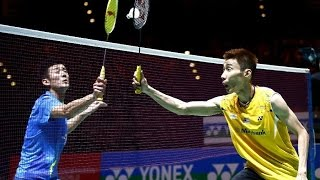 Lee Chong Wei:The Super Trick Shot