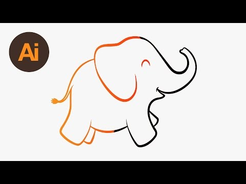 Learn How To Make A Vector Using Image Trace In Adobe Illustrator | Dansky