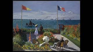 Tchaikovsky - June (Artwork by Claude Monet)
