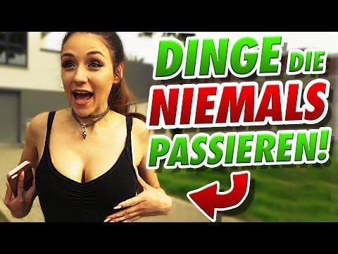 DINGE DIE NIEMALS PASSIEREN!