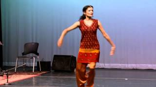 Indian Contemporary dance to Anthem (Leonard Cohen song) sung by Tina Marsh