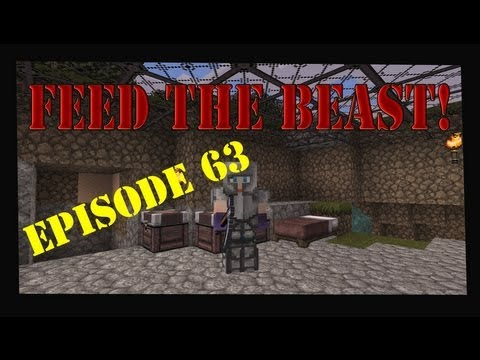 Minecraft 1.4.7 Feed The Beast Magic World Let's Play Episode 63