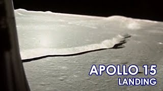 Download lagu APOLLO 15 Landing stabilized (1971/07/30)