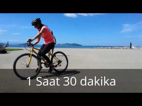 Yetişkinler için Bisiklet Kursu