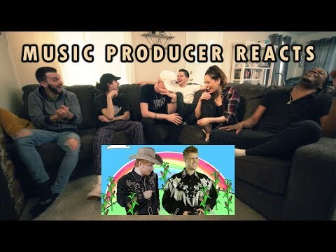 Music Producer Reacts To Ed Sheeran & Justin Bieber - I DONT CARE