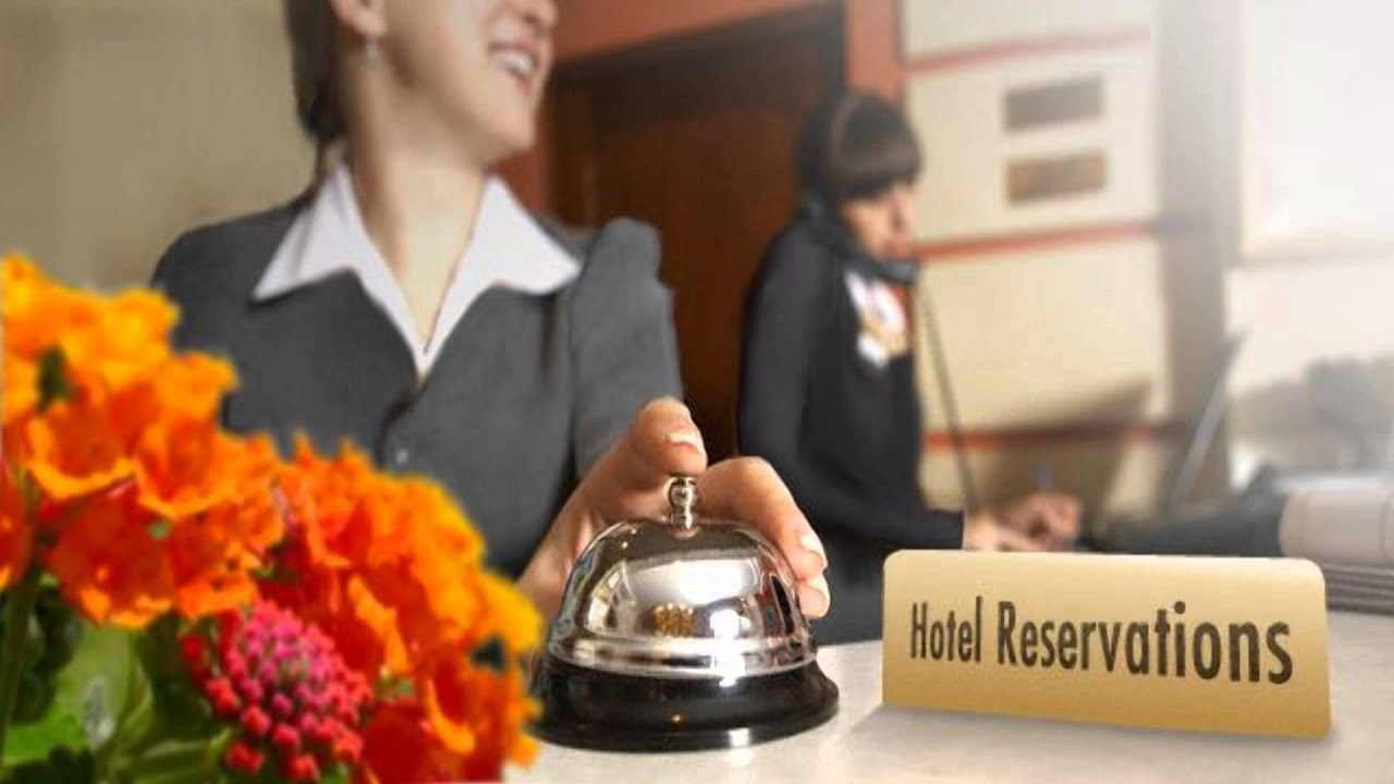 Fluentu chinese making a hotel reservation youtube for Reservation hotel