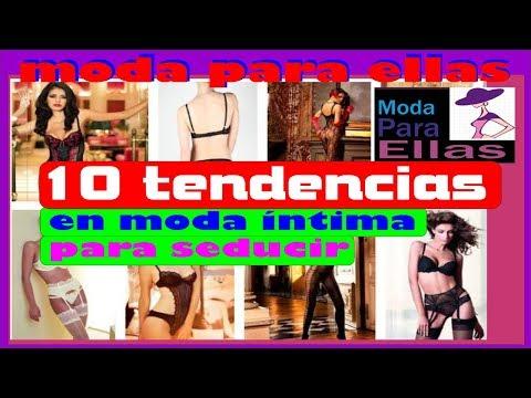 10 tendencias moda íntima para ellas