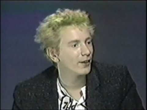 John Lydon interview, Radio 1990, June 1984