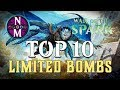 MTG Top 10: War of the Spark Limited Bombs