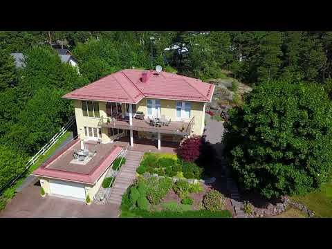 Villa for sale at Soukan rantatie 76, Helsinki suburb, Finland